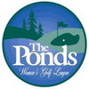 The Ponds Golf Club - Blue Golf Course Logo