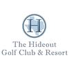 Hideout Golf Club Logo
