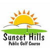 Sunset Hills Golf Course - Par 3 Course Logo