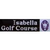 Isabella Golf Course - Santa Maria Logo