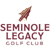 Don Veller Seminole Golf Course Logo