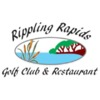 Rippling Rapids Golf Course Logo