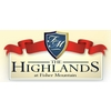 The Highlands Golf Club at Fisher Mountain Logo