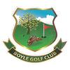 Boyle Golf Club Logo