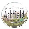 Ashfield Community Golf Course Logo