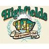 Highfields Golf & Country Club Logo