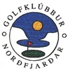 Nordurfjordur Golf Course Logo