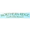 Northern Ridge Golf & RV Resort Logo