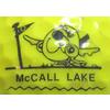 McCall Lake Golf Course - Championship Eighteen Logo