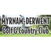 Myrnam Derwent Golf Club Logo