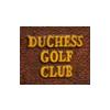 Duchess Golf Course Logo