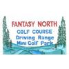 Fantasy North Golf Course Logo