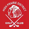 High Prairie and District Golf Club Logo
