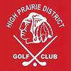 High Prairie and District Golf Club Logo