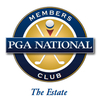 PGA National Estates Golf Course Logo