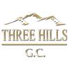 Three Hills Golf Club Logo