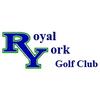 Royal York Golf Course Logo