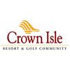 Crown Isle Golf Course Logo