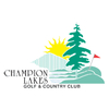 Champion Lakes Golf and Country Club Logo