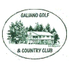 Galiano Golf and Country Club Logo