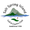 Salt Spring Island Golf and Country Club Logo