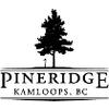 Pineridge Golf Course Logo