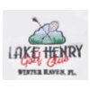 South at Lake Henry Golf Club - Private Logo