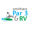 Smithers Par 3 & RV Logo