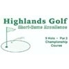 Highlands Golf Logo