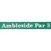 Ambleside Par 3 Golf Course Logo