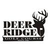 Deer Ridge Golf Course and Driving Range Logo