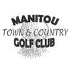 Manitou Town & Country Golf Club Logo