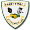 Brightwood Golf and Country Club Logo