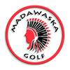 Madawaska Golf Course - Twisted Pines Logo