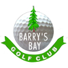 Barry's Bay Golf Club Logo