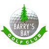 Barry's Bay Golf Club Logo