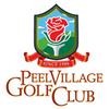 Peel Village Golf Club Logo