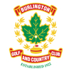 Burlington Golf and Country Club Logo