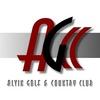 Alvin Golf & Country Club - Semi-Private Logo