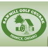 Sawmill Golf Course Logo