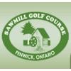 Sawmill Golf Course Logo