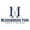 Meadowbrook Park Golf Course Logo