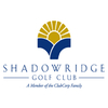 Shadowridge Golf Club - Private Logo