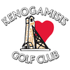 Kenogamisis Golf Club Logo