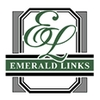 Emerald Links Golf and Country Club - East/West Logo