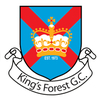 King's Forest Golf Course Logo