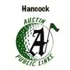 Hancock Golf Course Logo