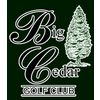 Big Cedar Golf &amp; Country Club Logo