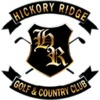 Hickory Ridge Golf and Country Club Logo