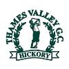 Thames Valley Golf Course - Hickory 9 Logo